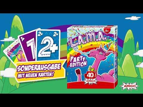 Spieletrailer L.A.M.A Party Edition - Vorschaubild