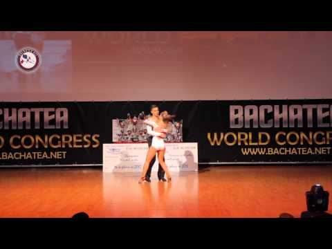 Pablo & Raquel IV BACHATEA WORLD CONGRESS