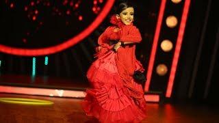 D4 Junior Vs Senior l Baby red chilly 'Vaiga' I Mazhavil Manorama
