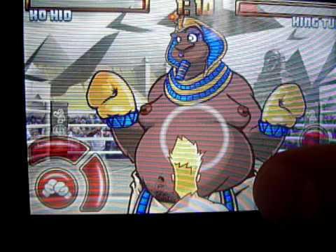 Super K.O Boxing 2 King Tub