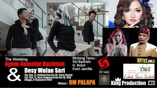 Gambar cover Live Om  Palapa Feat Siti Badriyah Subang Jawa Barat 09 September 2018 Bagian Malam