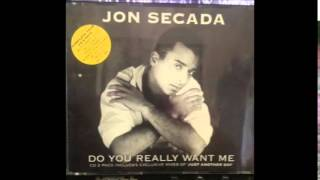 Jon Secada Do You Really Want Me Tee's Inhouse Dub