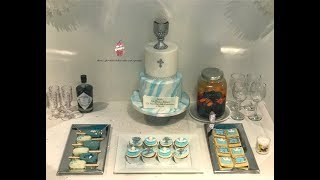 First Holy Communion | Communion Treat Table Ideas | Communion Party