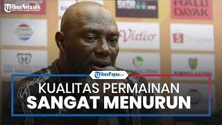 Pelatih Persipura Jayapura Kritisi Piala Menpora 2021, Singgung Kualitas Permainan Klub Peserta