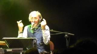 No time no space, Battiato live in Dublin 2015