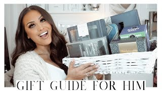 ULTIMATE GIFT GUIDE FOR HIM | Affordable, Hampers Etc
