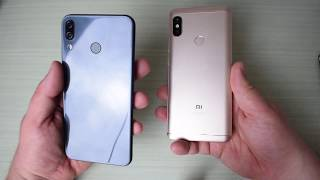 Video: Asus Zenfone 5 vs Xiaomi Redmi Note 5 Pro, quale s ...