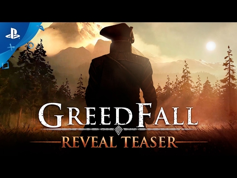 GreedFall - Reveal Teaser | PS4 thumbnail