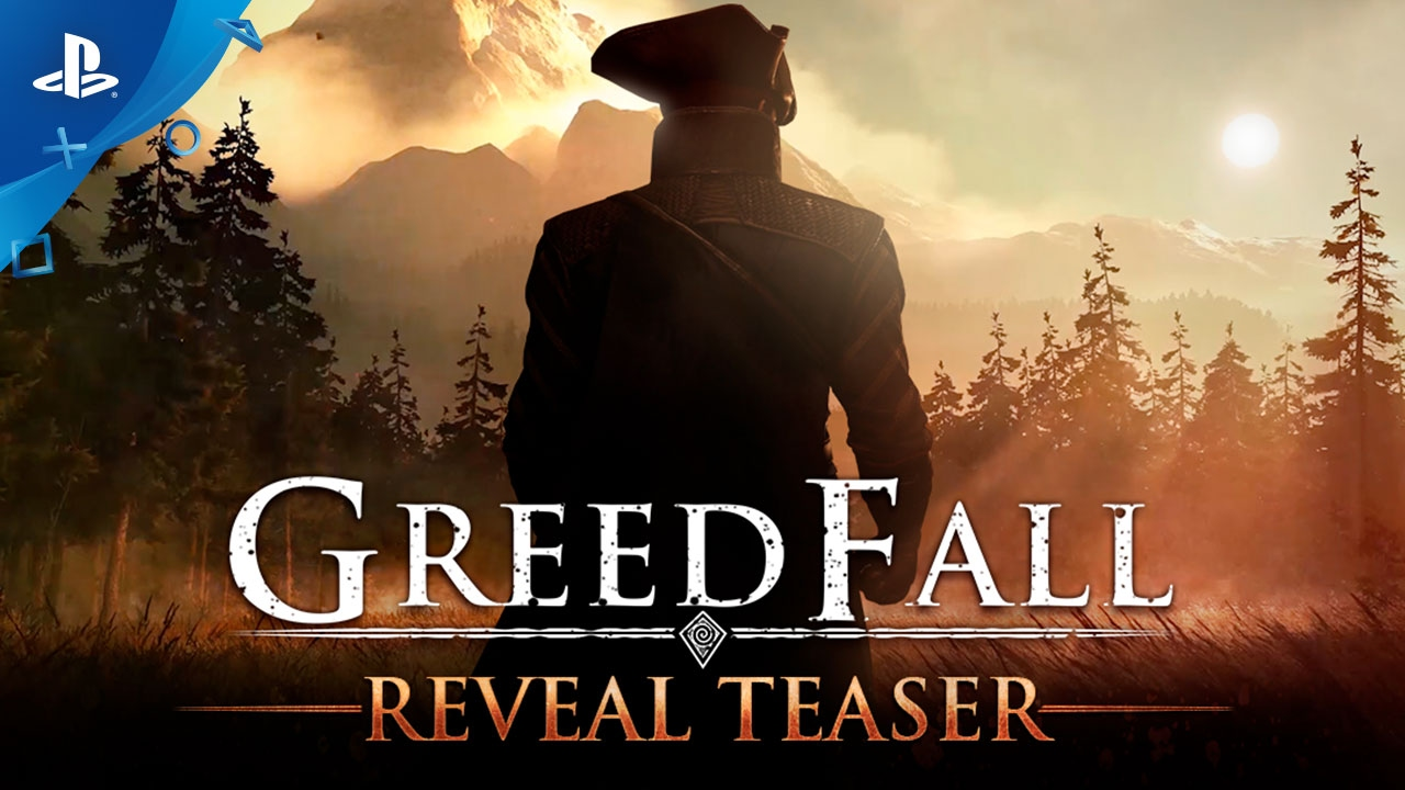 GreedFall is a Fantasy RPG with Combat, Diplomacy, and Deception