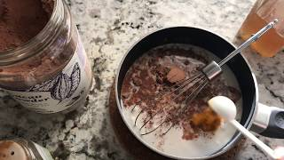 Superfood Cacao Drink Recipe
