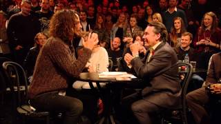 Chris Cornell - Interview Later... with Jools Holland. 9 November 2012.