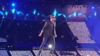 George MichaelJO LondonFreedom 90 Live2012