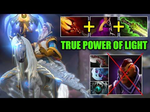 GODLIKE! Super Magical KOTL Etheral Blade + Dagon vs Anti-Mage LVL 30 Epic Build Pro Gameplay Dota 2