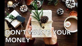 HOW SHOULD YOU SPEND YOUR CHRISTMAS BONUS?