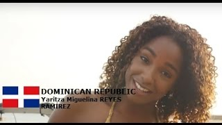 Yaritza Reyes Contestant from Dominican Republic for Miss World 2016 Introduction