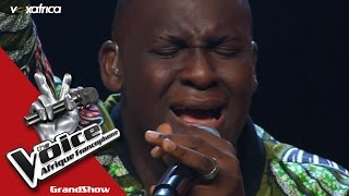 Lebel: 'Redemption song' - Bob Marley | The Voice Afrique francophone 2016