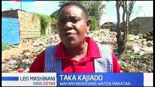 Wafanyabiashara katika soko la jumla mjini Kajiado wametoa makataa ya siku mbili kwa serikali