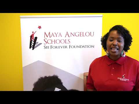 Maya Angelou launches Virtual Learning Plan and Campaign in Response to COVID-19