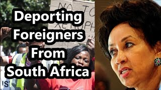 Deporting Foreigners From South Africa