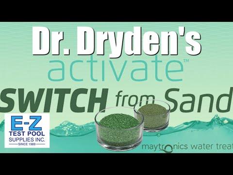 Dr. Dryden's Activate Glass Filter Media