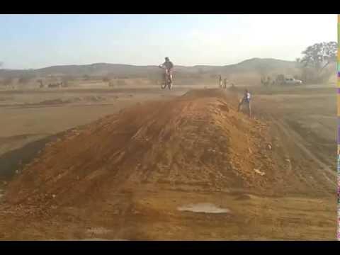 Motocross em Brejolândia Nacional Iniciante
