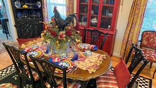 My Clients French Country Charles Faudree - Inspired Farmhouse Tour And Refresh