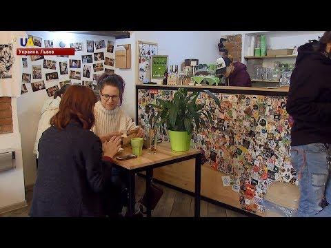 Львовское кафе вошло в список лучших заведений мира для веганов