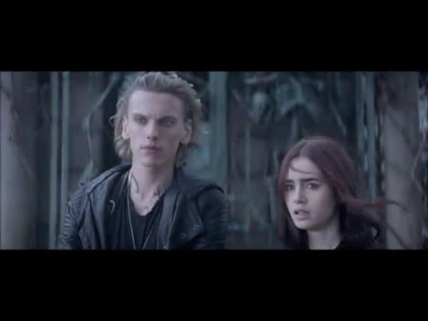 Clary & Jace - The Mortal Instruments : City Of Bones