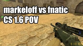 POV: markeloff vs. fnatic @ESWC Na
