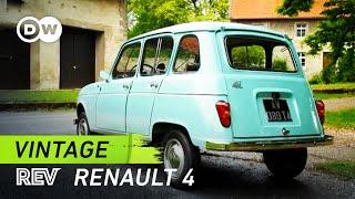 Vintage: Renault 4 | DW Englisch
