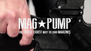 How to correctly use the MagPump 9mm Loader