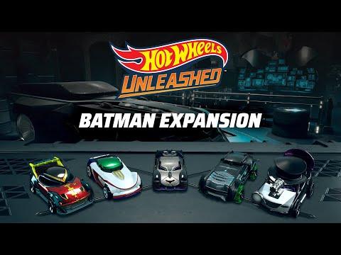 Hot Wheels Unleashed : Hot Wheels™ – Batman Expansion