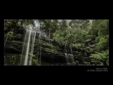 Postcards from Tasmania - Russell Falls