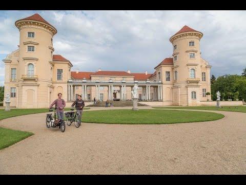 Radfahren in Brandenburg und Kultur erleben