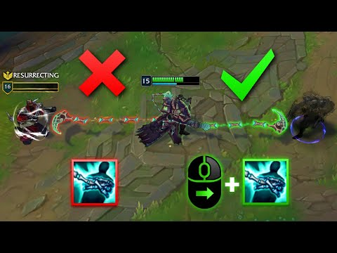 THE POWER OF PERFECT PREDICTIONS - 200 IQ Timing - League of Legends