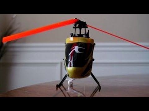 Nano CPX/S - A Beginner's Introduction To Collective Pitch Helicopters