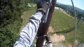 SLTC 2012 drilling and climbiming
