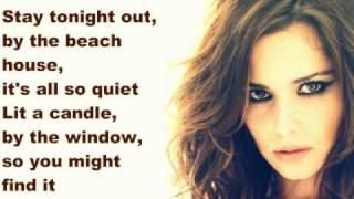 Cheryl Cole - The Flood (Lyrics On Screen!)