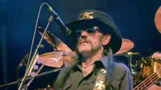 Motörhead - Ace of Spades - live at Eden Sessions 2015