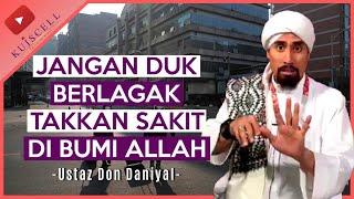 Apa kaitan Islam dengan penyakit (Corona Virus)? | Ustaz Don Daniyal