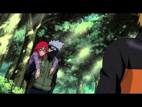 Karin meets Naruto