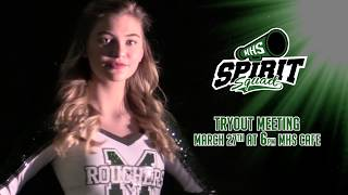 Muskogee Spirit Squad Tryouts