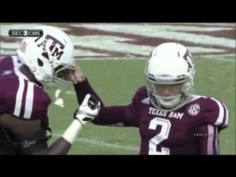 04b1eaee7 No Type Johnny Manziel 2012 2013 Highlight Video HD play