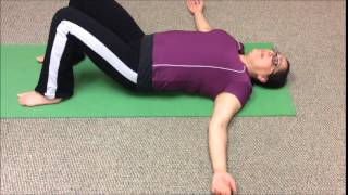 Dem. video lower back / sciatica pain
