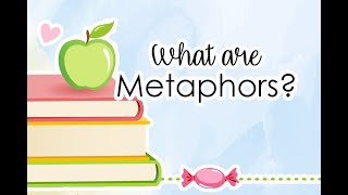 English Lesson #15 | What are Metaphors?