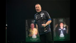 "Glen Durrant on beating MVG: ""The 'boring' word was highlighted but I think I've got his respect"""