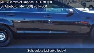 2013 Chevrolet Caprice  for sale in S. Attleboro, MA 02703 a