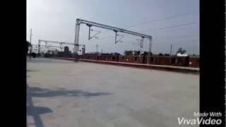 preview picture of video '1st time NKE MFP DMU Arriving at Bettiah(BTH).'