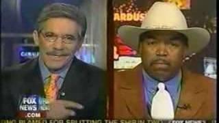 Dr. Henry Johnson on Geraldo Show