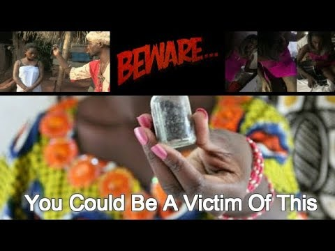 BEWARE!!! What Ladies Do To Trap Men - (Don't Be A Victim)